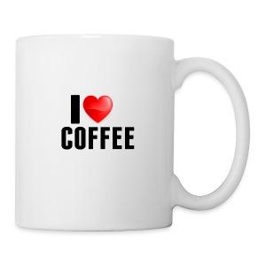 I Heart Coffee - Mok