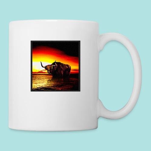 Wandering_Bull - Mug