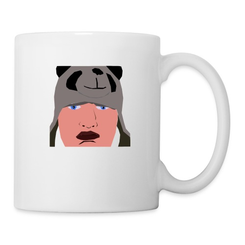HUB PANDA - Mug blanc