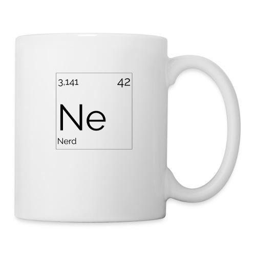 Mendeleïev Nerd - Mug blanc