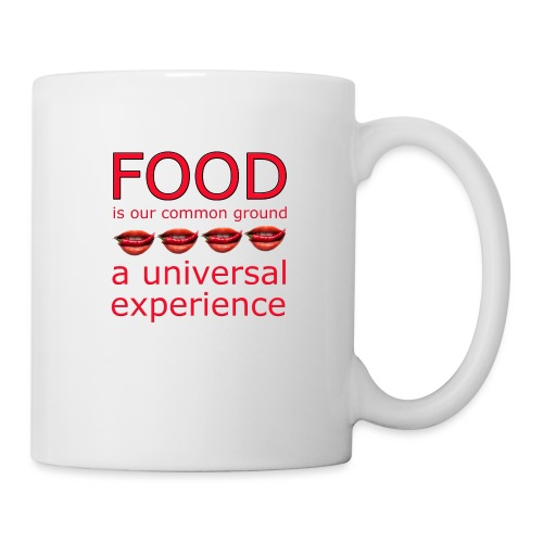 Food is our common ground, a universal experience - Mok