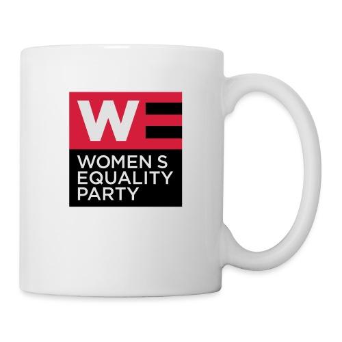 WE_LOGO_RED_CMYK - Mug