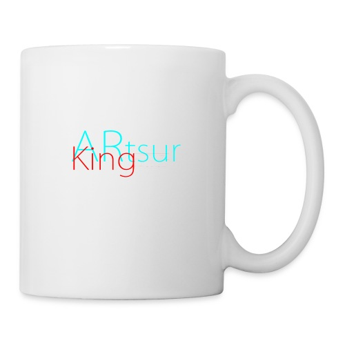 ARtsurKing Logo - Kop/krus