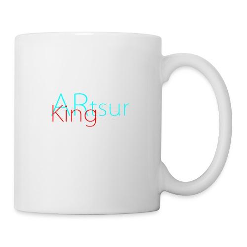 ARtsurKing Logo - Mug