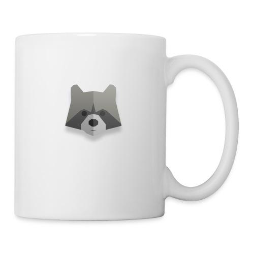 Raton-Laveur - Mug blanc