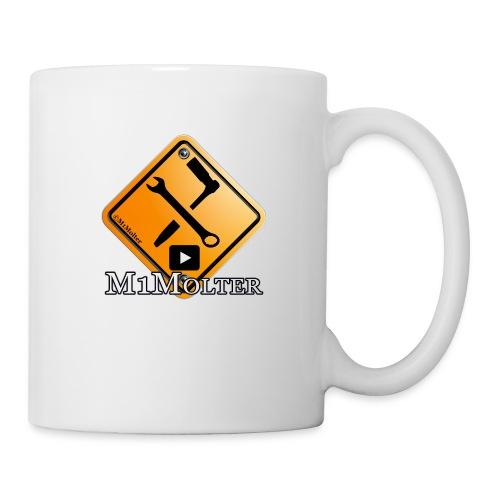 M1Molter logo - Tasse