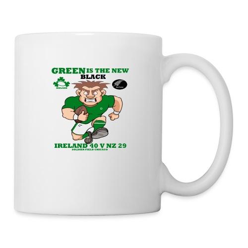 GREEN IS THE NEW BLACK !! - Mug