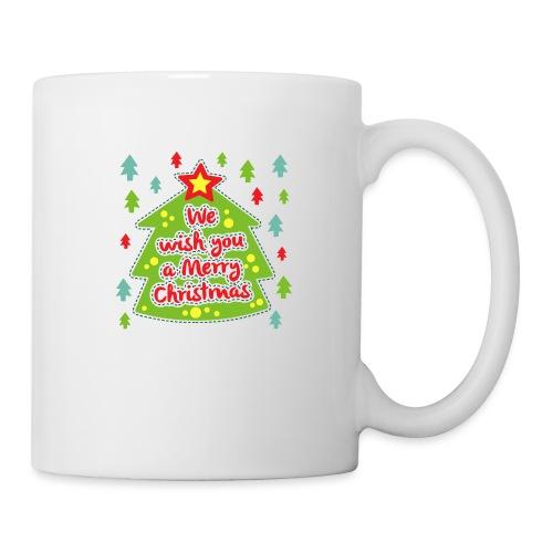 We wish you a Merry Christmas - Mug