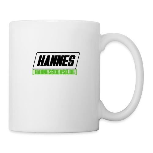 Hannes Logo - Tasse