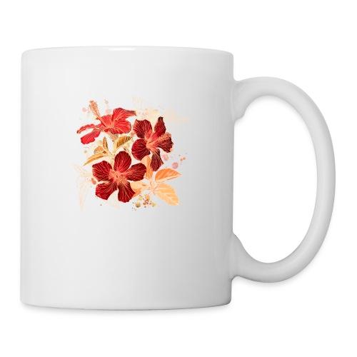 Blumen - Tasse