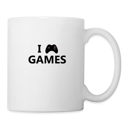 I Love Games 3 - Taza