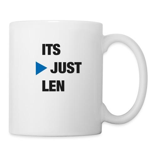 ItsJustLen - Tasse