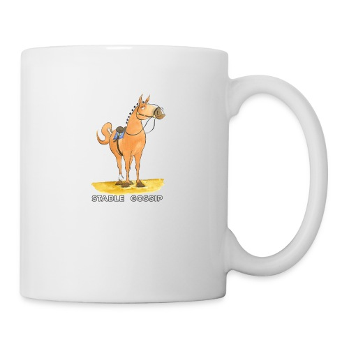 Stable Gossip by Joanna Fisher - Mug
