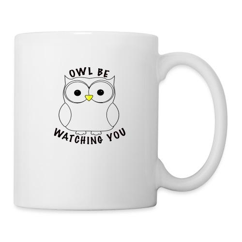 OWL BE WATCHING YOU - Mug