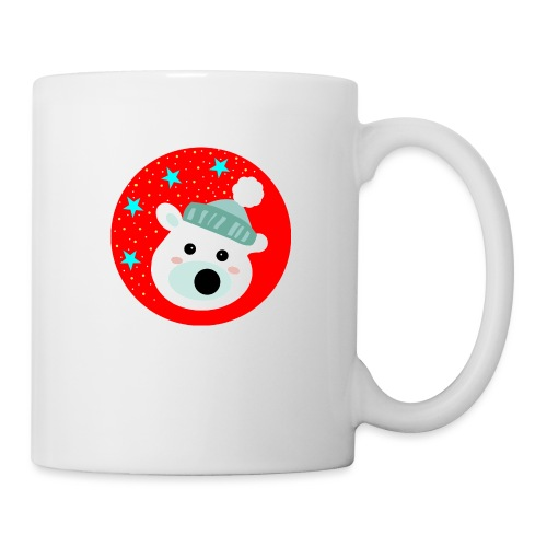 Winter bear - Mug