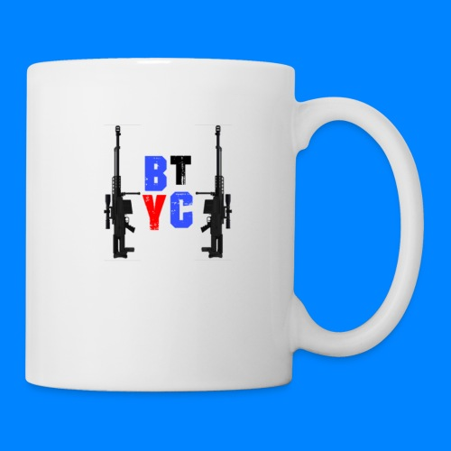 Blurixincommander YT AS50 Logo - Tasse