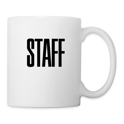 Staff. - Tasse