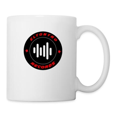 Logo Elyontro records - Mug blanc