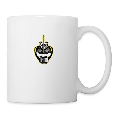 Tron-Gaming-Logo-Gelb-Transparent - Tasse