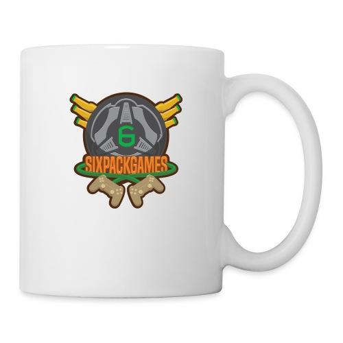 Sixpack Games Logo - Mug