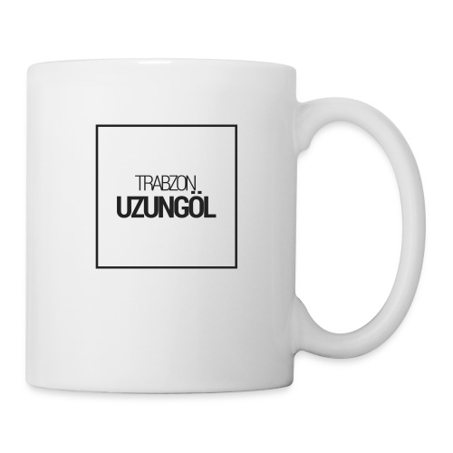Trabzon Uzungöl - Tasse