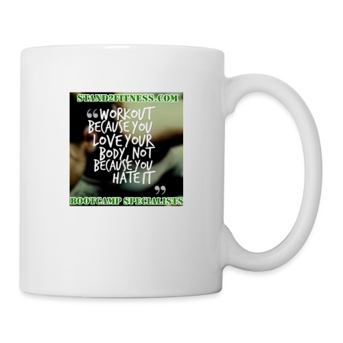 love your body - Mug