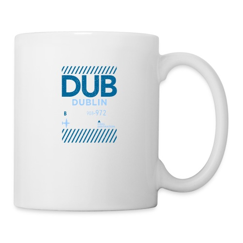Dublin Ireland Travel - Mug