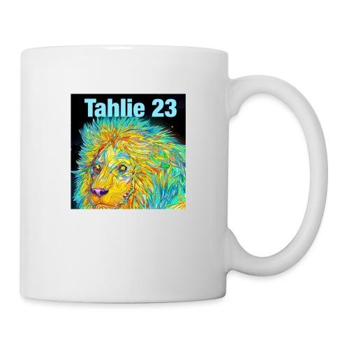 Tahlie 23 lion logo - Mug