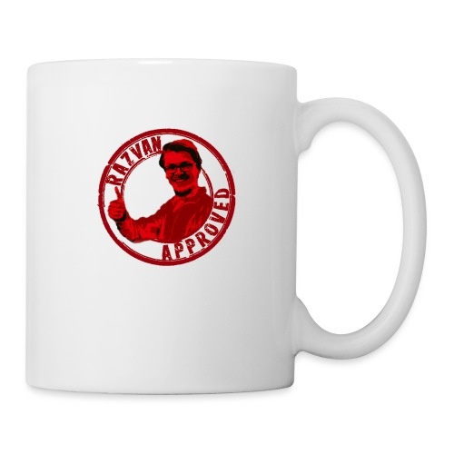Razvan approved - Mug