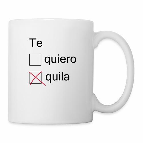 tequila - Mug blanc