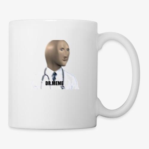 dr meme logo - Mug