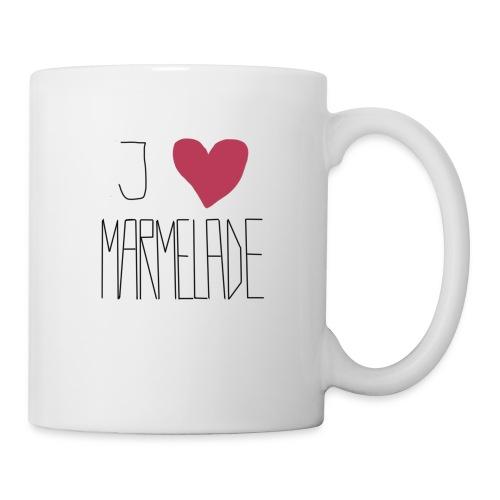 Marmeladenliebe - Tasse