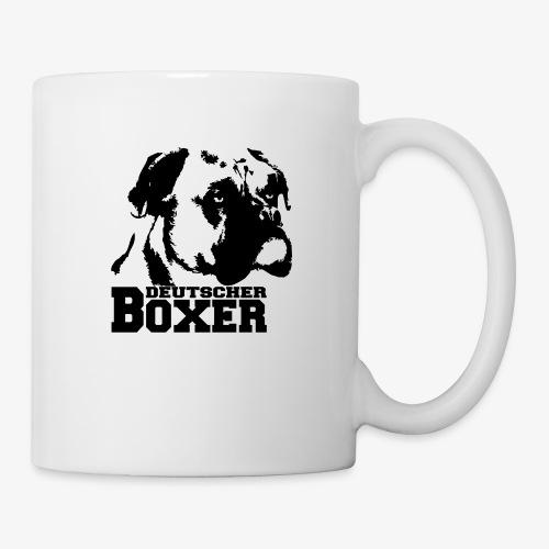 Deutscher Boxer - Tasse