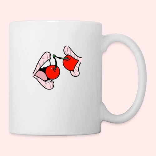 Cherry lips - Tasse