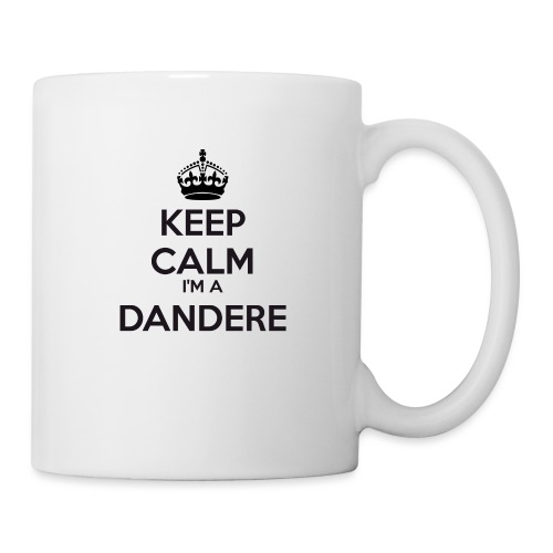 Dandere keep calm - Mug