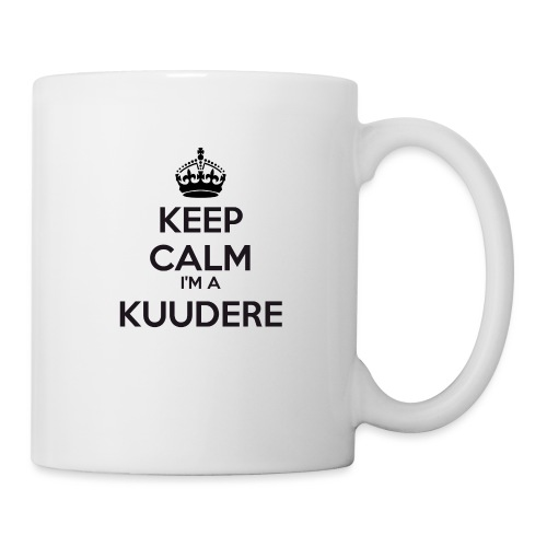 Kuudere keep calm - Mug
