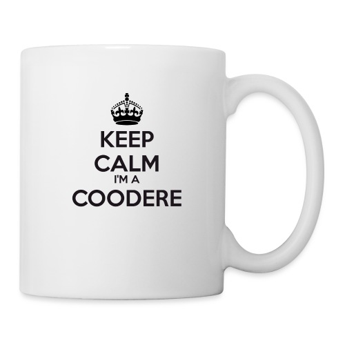 Coodere keep calm - Mug
