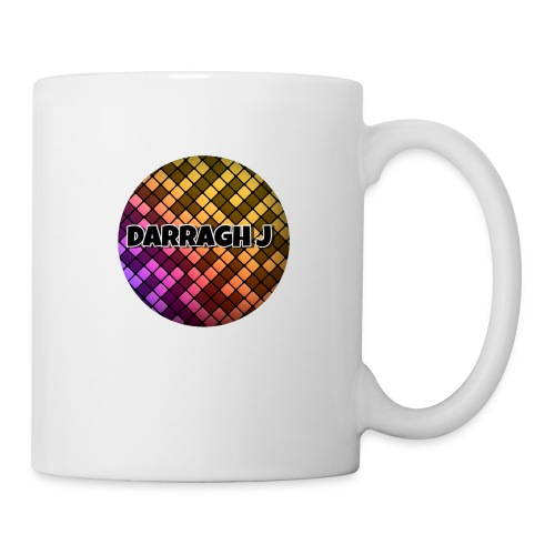Darragh J logo - Mug