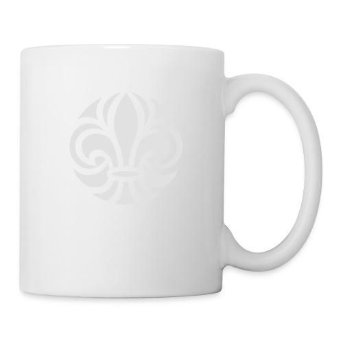 Scouterna-symbol_white - Mugg