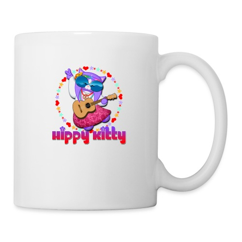 Hippy Kitty - Tazza