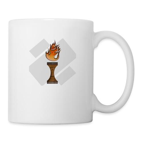 La Flamme de La Ilteam ! - Mug blanc