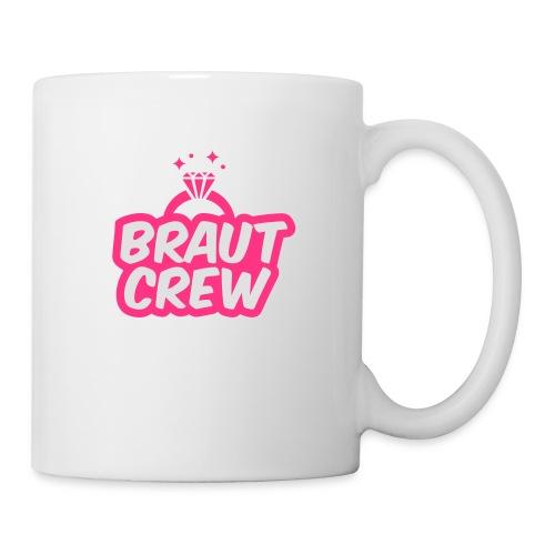 Braut Crew - JGA T-Shirt - JGA Shirt - Party - Tasse