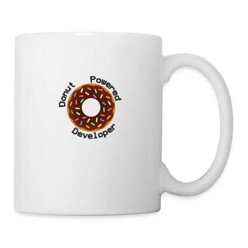 Donut Powered Developer - Taza