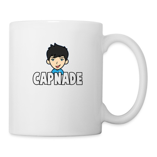 Basic Capnade's Products - Mug