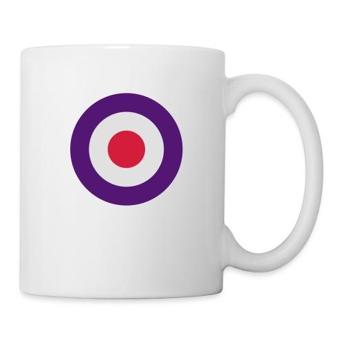 Mod Target United Kingdom Großbritannien - Tasse