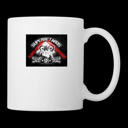 elsace-supermot - Mug blanc