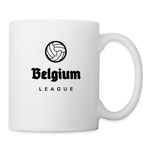 Belgium football league belgië - belgique - Mug blanc