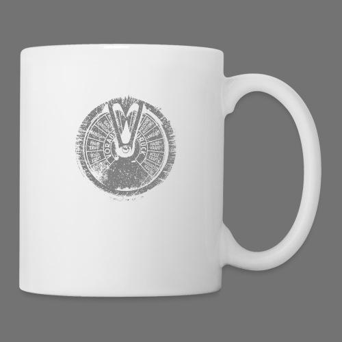Maschinentelegraph (gray oldstyle) - Mug