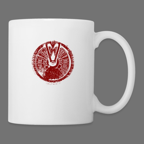 Maschinentelegraph (red oldstyle) - Mug