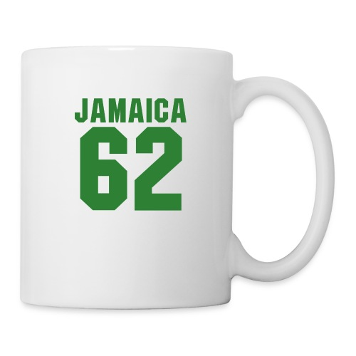 Free Jamaica 1962 - Independence - Proud Jamaicans - Tasse